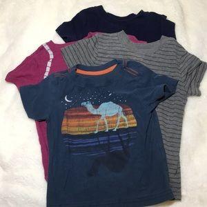 Boys 2t t-shirt bundle